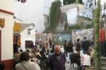 Straßenleben in Granada